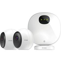 D-Link Wire-Free Full HD Outdoor Wi-Fi Camera DCS-2802KT