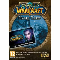 World Of Warcraft: 60 dana Game Card PC