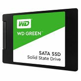 SSD WD 120GB Green NAND 2.5