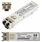 HP mini-GBIC SFP Transceiver, SX-LC