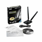 Asus, USB-N14, Wireless router