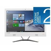 Stolno računalo Lenovo All-in-One 300-23ISU, F0BY004GSC, Intel Pentium 4405U, 23