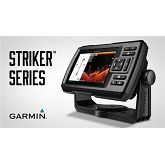 GARMIN Fishfinder Striker 5dv  010-01552-01