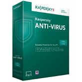 Kaspersky Anti-Virus 2015 EEMEA 1D retail