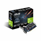 Grafička Asus GT730-2GD5-BRK, NVIDIA GeForce, GT730, PCI 2.0, 2048 MB, DDR5, 64-bit
