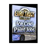 Euro Truck Simulator 2 Ice Cold Paint STEAM CD Key