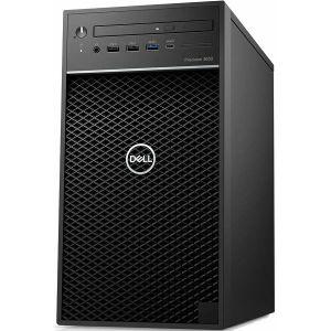 Radna stanica Dell Precision T3650, Intel Core i7 11700 up to 4.9GHz, 16GB DDR4, 512GB NVMe SSD, Intel UHD Graphics 750, DVD, Win 10 Pro, 3 god