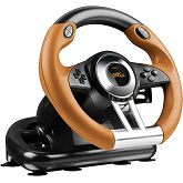 Volan Speedlink DRIFT O.Z. Racing Wheel  PC, PS3, crno-narančasti