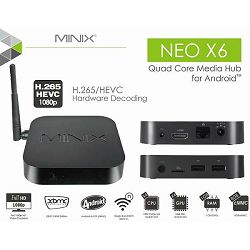 Minix NEO X6 Andriod TV Box, 3D podrška