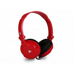 4Gamers Pro4-10 Stereo Gaming Headset crvenei PRO4-10RED