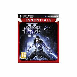 PS3 Essentials Star Wars: The Force Unleashed II