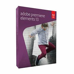 Adobe Premiere Elements 14 WIN/MAC IE licenca