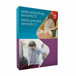 Adobe PHSP & PREM Elements 14 WIN/MAC IE licenca