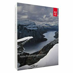 Adobe Lightroom 6 IE licenca