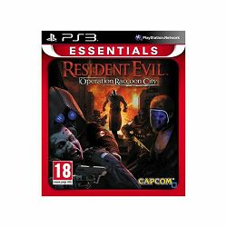 PS3 Essentials Resident Evil: Operation Raccoon City