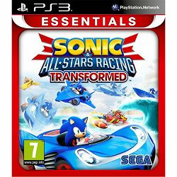 PS3 Essentials Sonic & All-Stars Racing Transformed