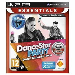 PS3 Essentials DanceStar Party