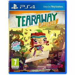 Tearaway Unfolded Standard Plus Edition PS4