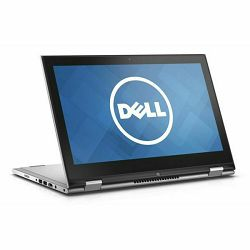 Ultrabook Dell Inspiron 7359, Win10, 13.3'' HD, TOUCH IPS, Intel Core i5-6200U 2.80 GHz, 4GB, 500GB, Intel HD 520, noDVD, 5 god jamstvo