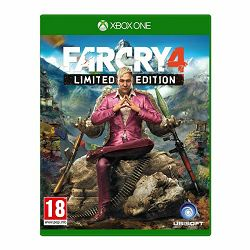 Far Cry 4 D1 Limited Edition Xone