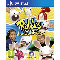 Rabbids Invasion PS4