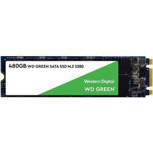 SSD WD Green 480GB, M.2, SATA3, 6Gb/s, WDS480G2G0B - BEST BUY