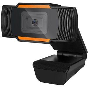 Web kamera Adesso CyberTrack H2, 480p HD, crna - BEST BUY