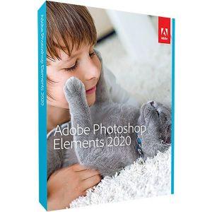 Adobe Photoshop Elements 2020 WIN/MAC IE - trajna licenca