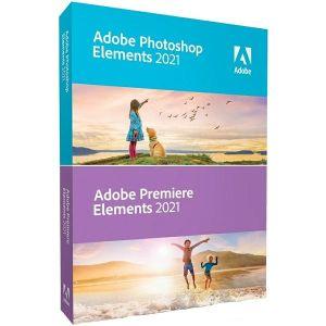 Adobe PHSP & PREM Elements 2021 WIN/MAC IE - trajna licenca