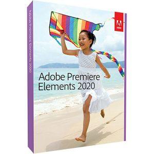 Adobe Premiere Elements 2020 WIN/MAC IE - trajna licenca