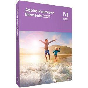 Adobe Premiere Elements 2021 WIN/MAC IE - trajna licenca
