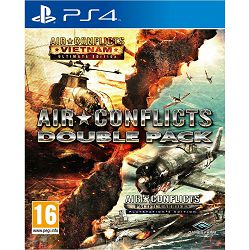 Air Conflicts Double Pack (Exclusive content) PS4