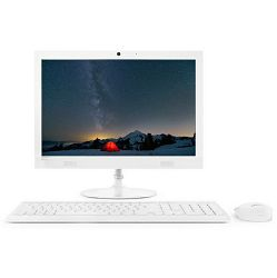 All in one Lenovo IdeaCentre AIO 330, F0D7000QRI, Intel Pentium Silver J5005 up to 2.80GHz, 4GB DDR4, 1TB HDD, Intel UHD Graphics 605, no ODD, DOS, 2 god