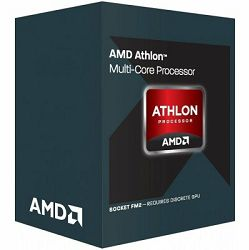 Procesor AMD CPU Godavari Athlon X4 880K (4.0/4.2GHz Boost,4MB,95W,FM2+, with quiet cooler) box, Black Edition