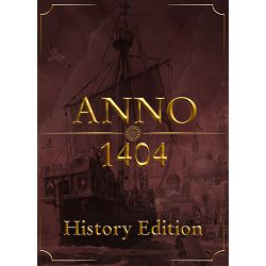 Anno 1404 - History Edition (EU) Uplay key