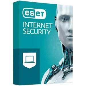 Antivirusni program ESET NOD32 Internet Security, 1 korisnik, 1 godina