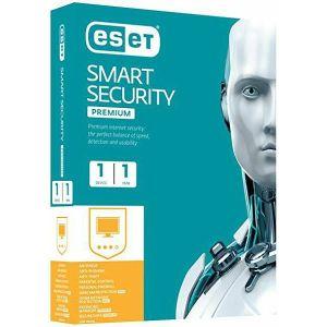 Antivirusni program ESET NOD32 Smart Security Premium, 1 korisnik, 1 godina