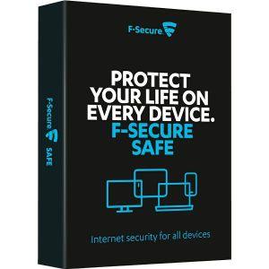 Antivirusni program F-Secure Safe - 1 godina / 5 licenci