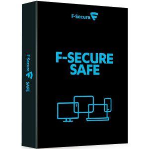Antivirusni program F-Secure SAFE elektronska licenca 2g, 3 uređaja