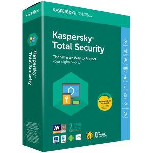 Antivirusni program Kaspersky Total Security Multi-Device 3-Device 1 year Base