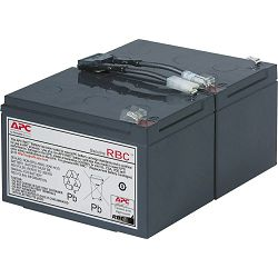 APC Replacement Battery RBC6