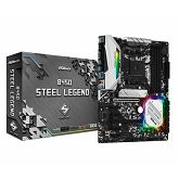 Matična ploča Asrock B450 STEEL LEGEND AM4 - BEST BUY