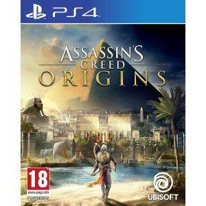 Assassin's Creed Origins Standard Edition PS4