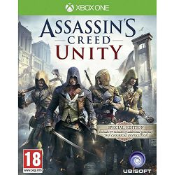 Assassin's Creed: Unity D1 Special Edition Xone