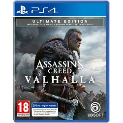 Assassin's Creed Valhalla - Ultimate Edition PS4
