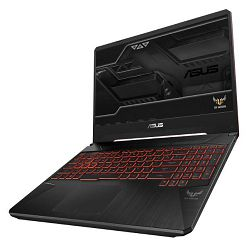 Notebook Asus Gaming TUF FX505DY-BQ009T, AMD Ryzen 5 3550H up to 3.70GHz, 8GB DDR4, 256GB NVMe SSD, AMD RADEON RX560X 4GB, no ODD, Win 10, 2 god