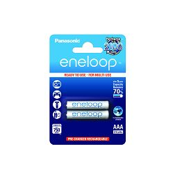 Baterije Eneloop 2xAAA ready to use B2
