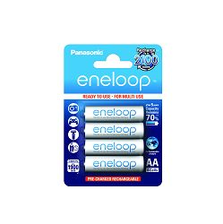 Baterije Eneloop 4xAA ready to use B4