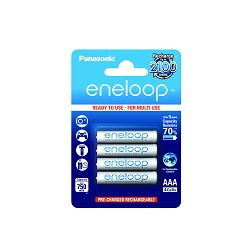 Baterije Eneloop 4xAAA ready to use B4