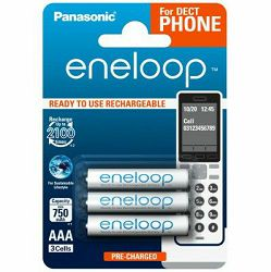Baterije Eneloop AAA ready to use B3